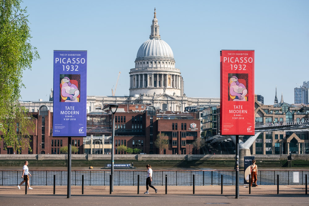 St. Paul's | Picasso Posters