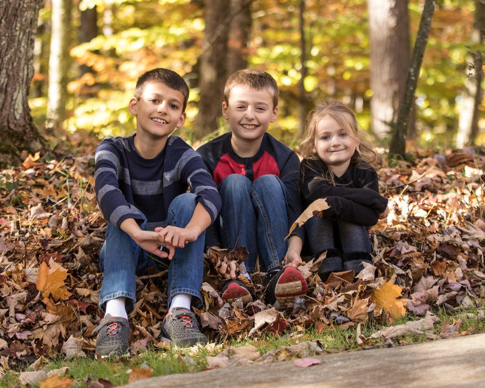 TenHaken Family Photo Session in Sheboygan - 2017