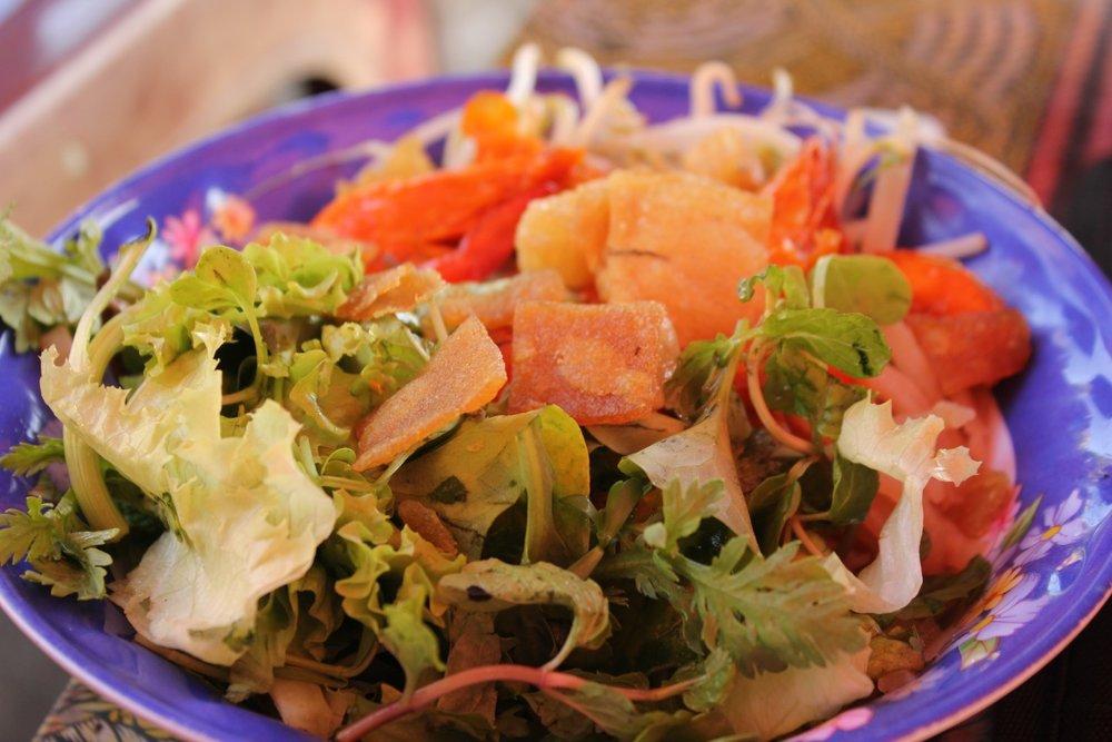 Vietnamese street food - Cao Lau