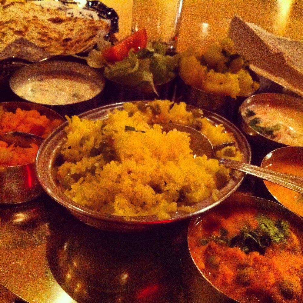 Sagar thali