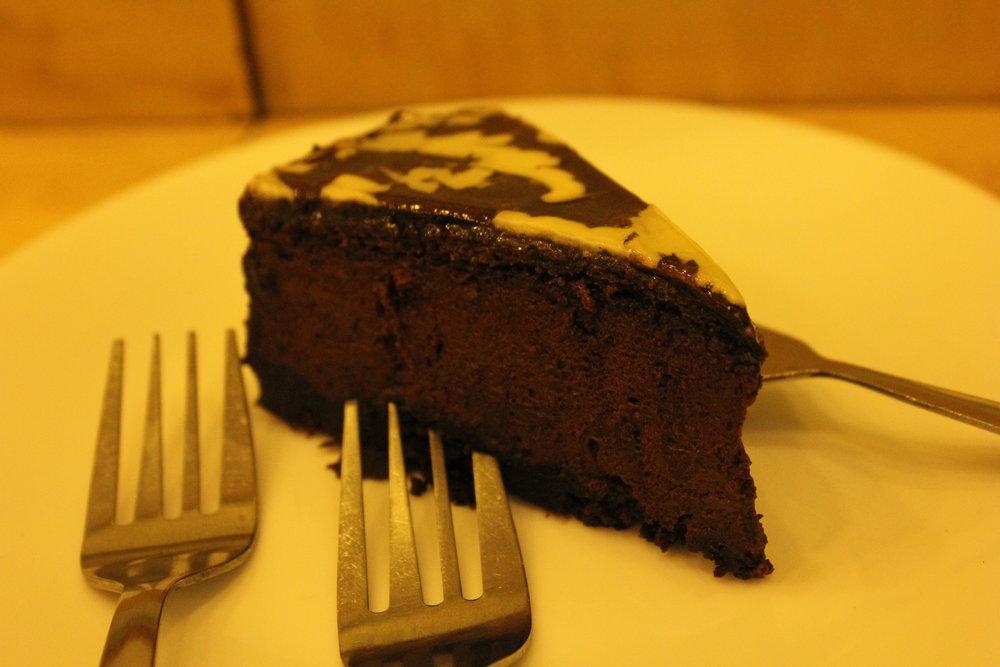 Cake at Theobrama
