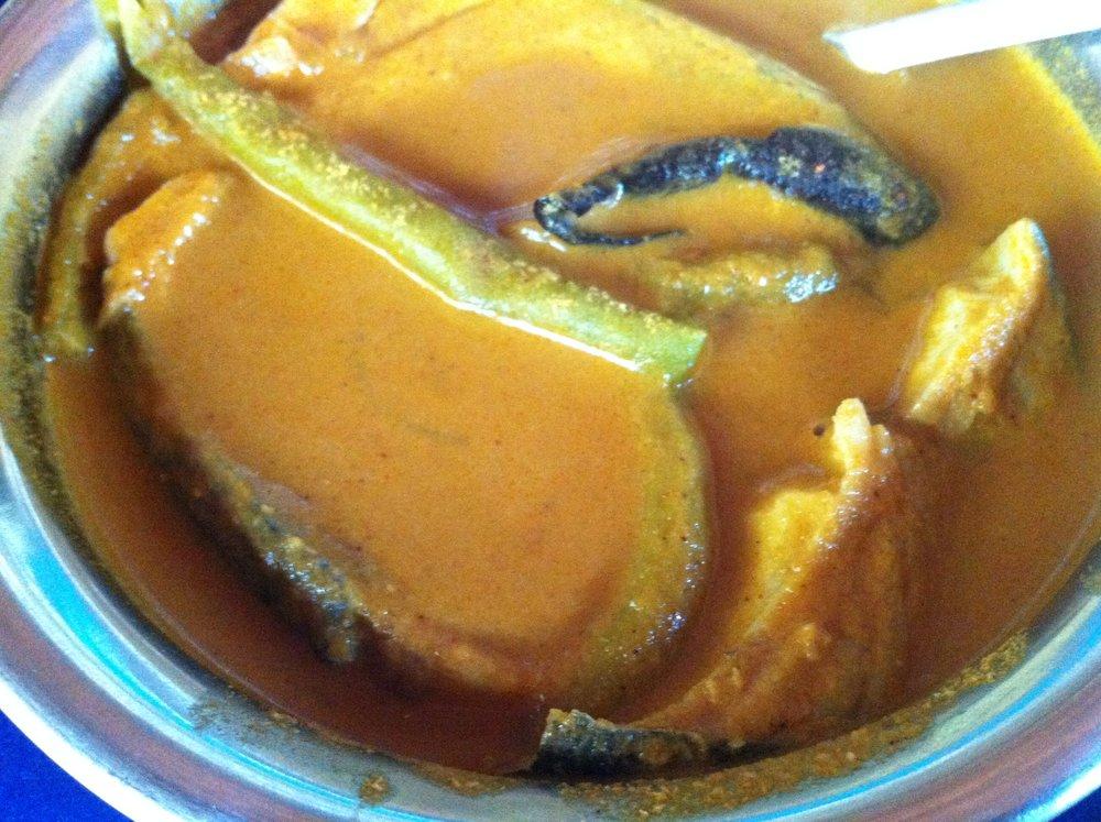 Goan kingfish curry