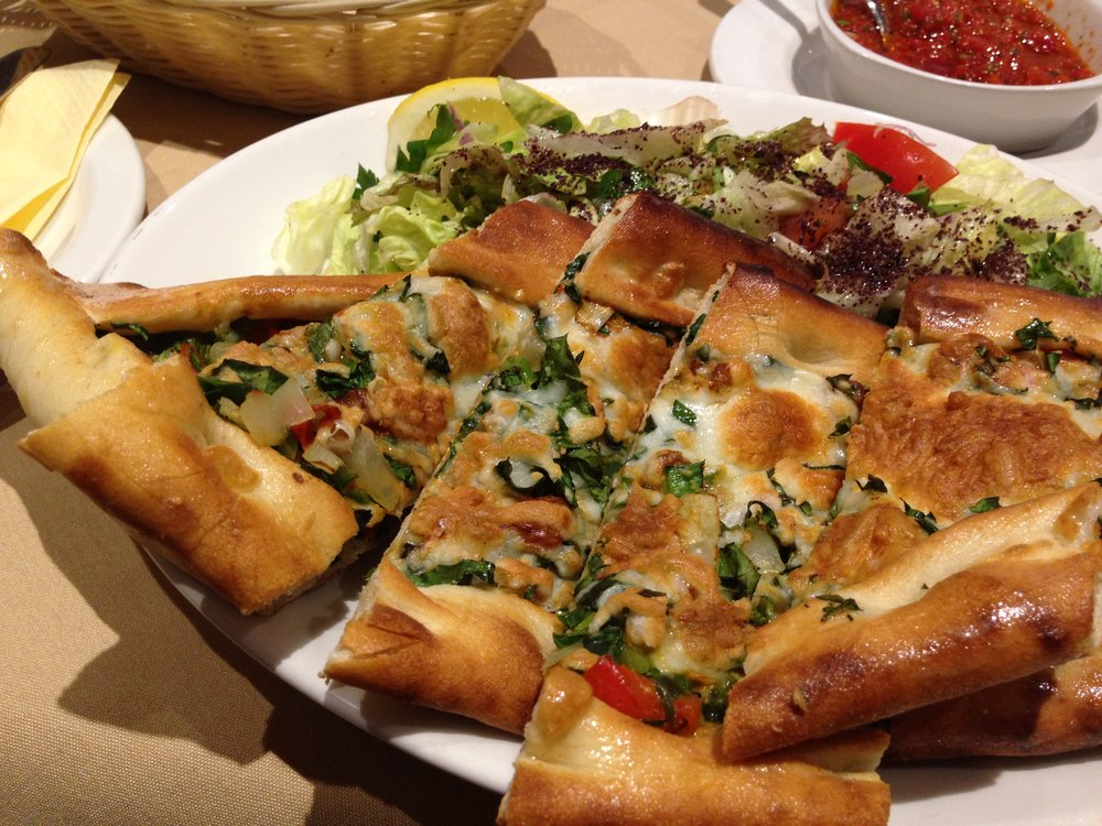 Pide at Mezze Mangal