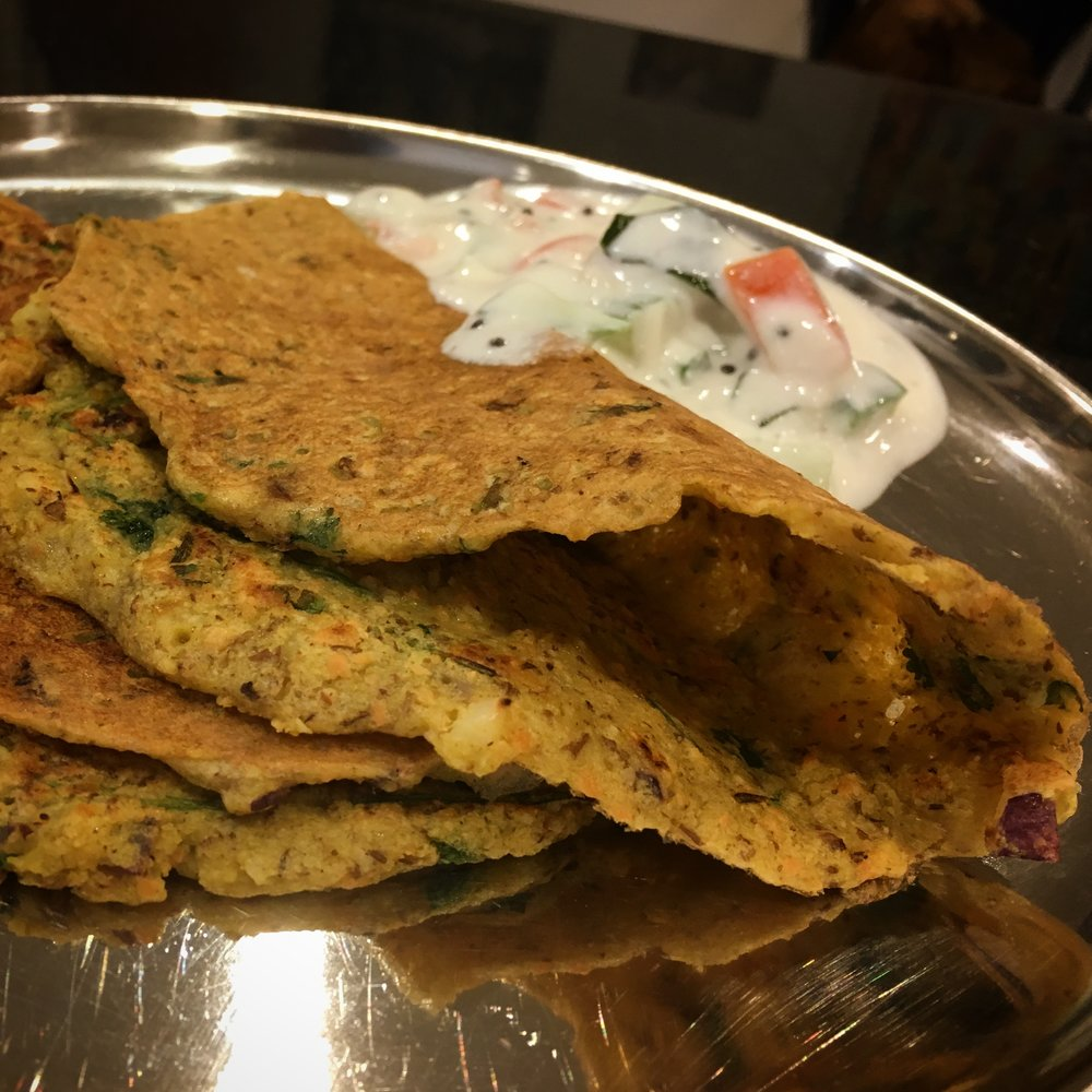 Dal chilla recipe