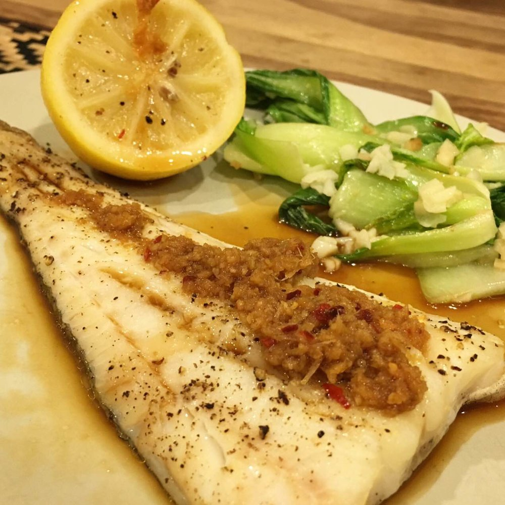 Healthy fish recipes - Soy and ginger baked cod recipe