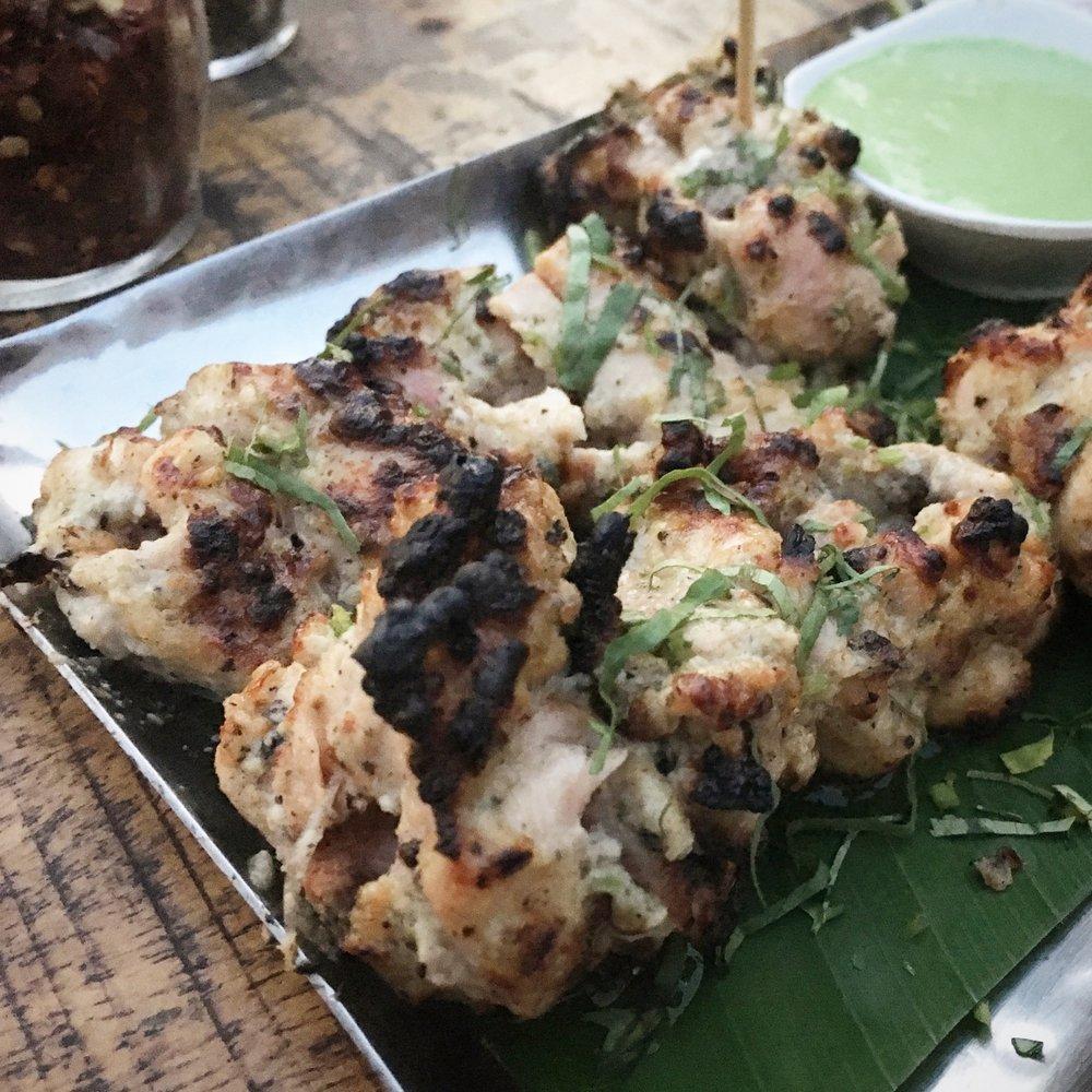Chicken kalimirch at The Bar Stock Exchange, Mumbai