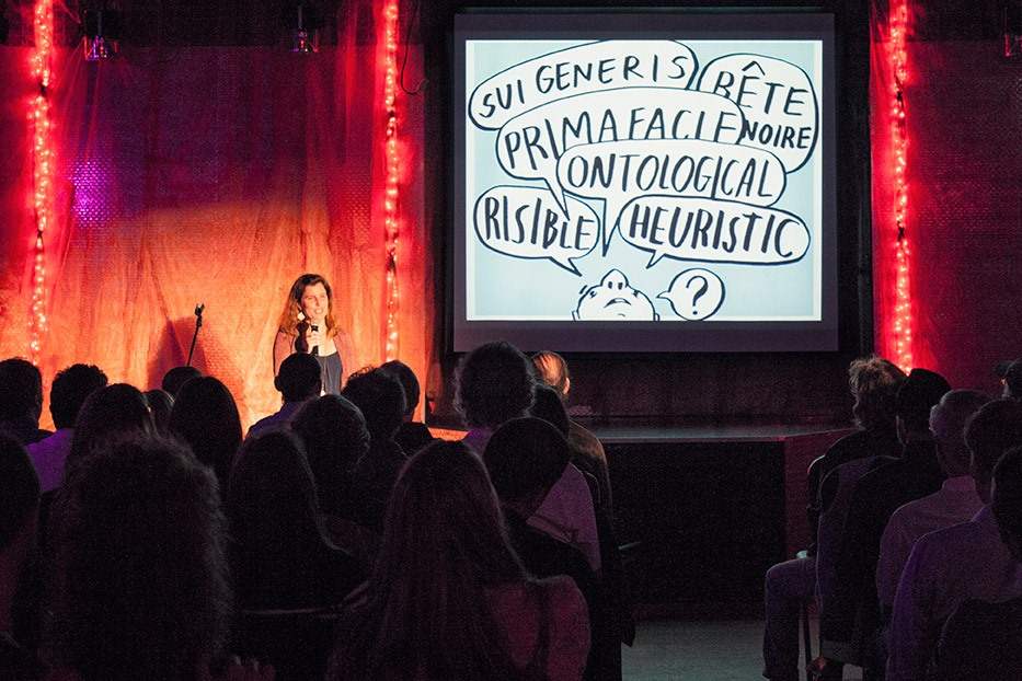 We want to see what you have to say! - Be a presenter at the next PechaKucha Night!