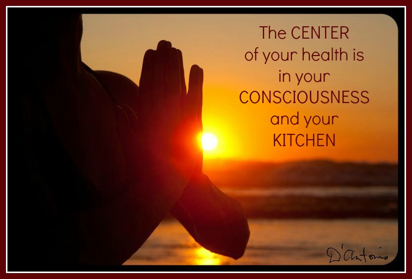 Center of Health Quote
