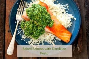 salmon-dandilionpesto*