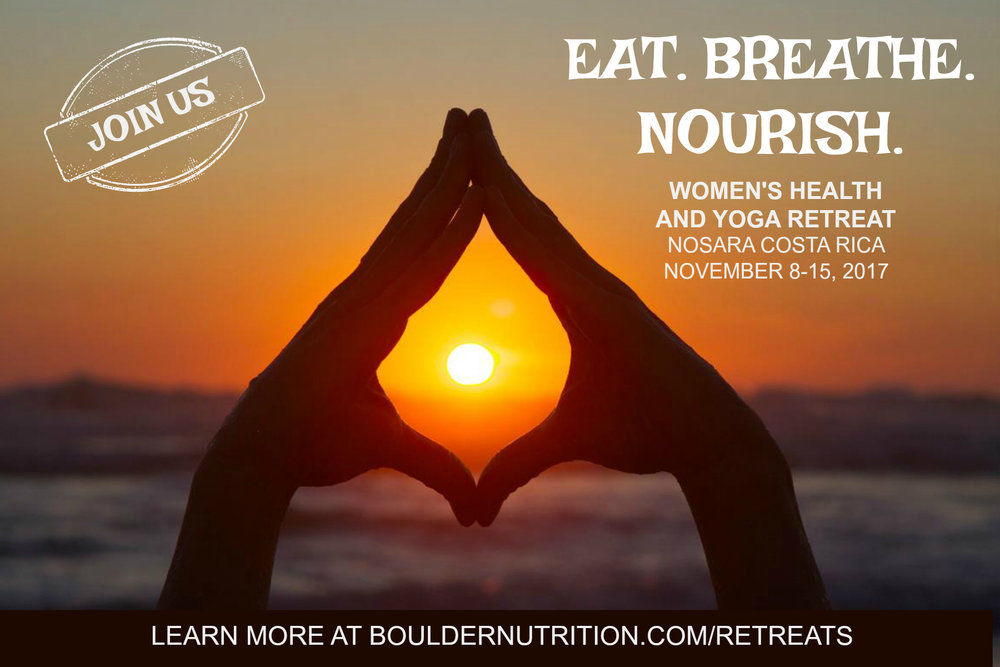 Boulder nutrition boulder nutrition join us for our next immersion illuminating the self care yogic and food centric aspects of the feminine malvernweather Images