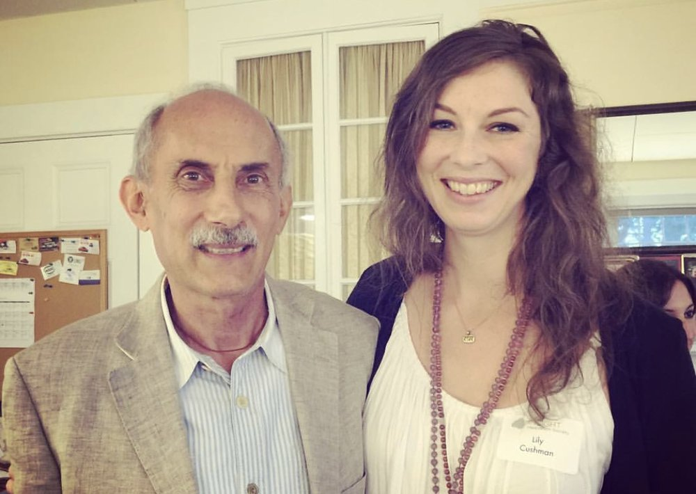 Insight Meditation Society 40th Anniversary with Jack Kornfield, 2016  Insight Meditation Society • Barre, MA