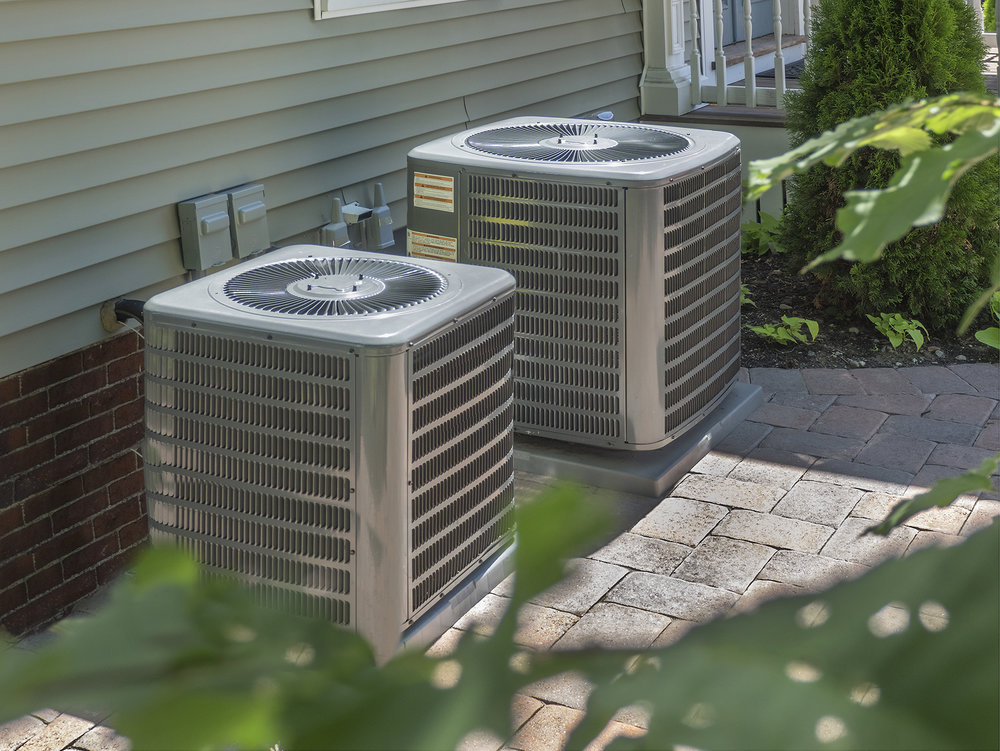 Stay cool in the summer with Andrews air conditioning and cooling services. -