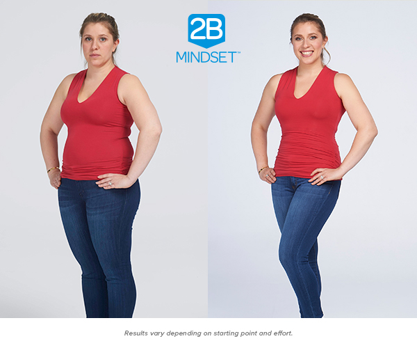 """Lillian P. lost 30 pounds  - """"When you're in the 2B Mindset, you know how to create and maintain balance in your life, happily, and you can do it every single day. The people around you see the positivity that comes from changing your mindset around food, and they want to do it too. It becomes second nature to lose weight. Once you're in on the secret, there's no going back,"""" says Lillian."""