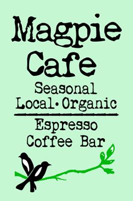 Original Magpie Branding
