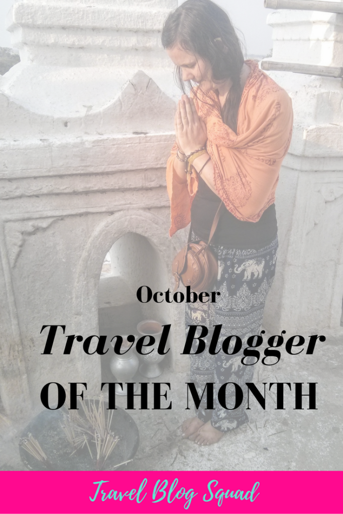 October Travel Blogger of the Month - Kathy. Click here to read more of Kathy's story and what inspired her to create a travel blog. She shares where she has been to, her favourite destination (not what you might think!) and where she is off to next. Read more!