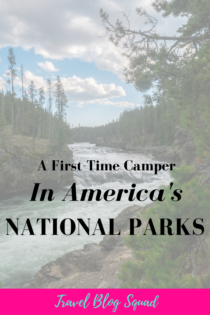 A First-Time Camper In America's National Parks. Meet Jim from Travel Stories and Images who, being a city dweller, recently made the leap to try camping for the first time. And what better place to do it than America's national parks such as Yellowstone National Park and Badlands National Park. Click here to read about his adventure and some super duper tips for your first time camping!