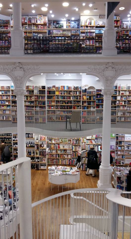 Caturesti Carusel Bookstore, Bucharest, Romania