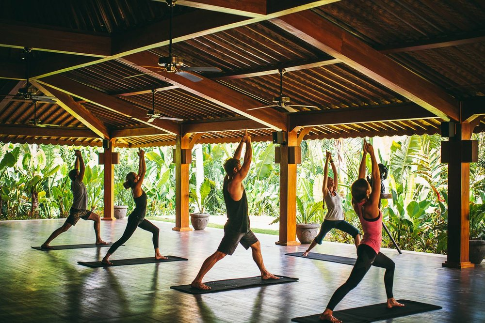 <h1>A Bali <b>health</b> retreat like no other</h1>