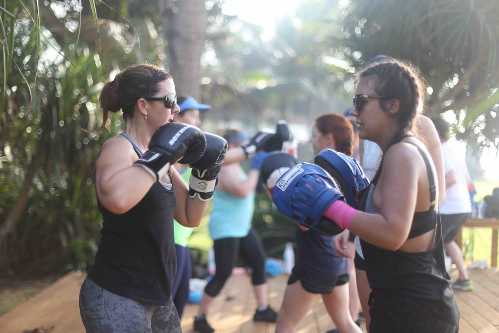 Bali Boxing Retreat