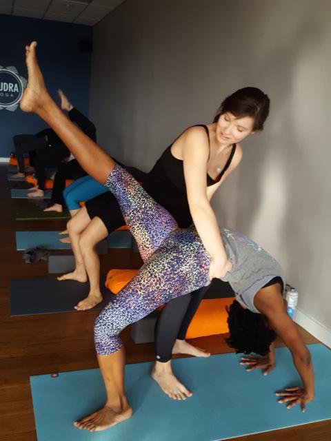 Photo courtesy of Mudra Yoga