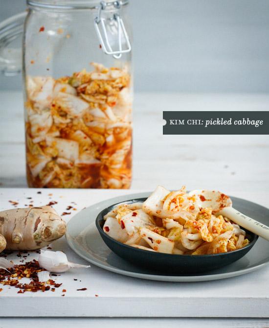 recipe_kim chi