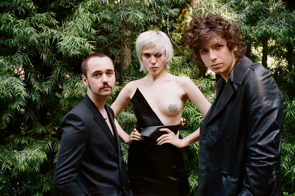 SUNFLOWER BEAN + WHITE LIES MAGAZINE