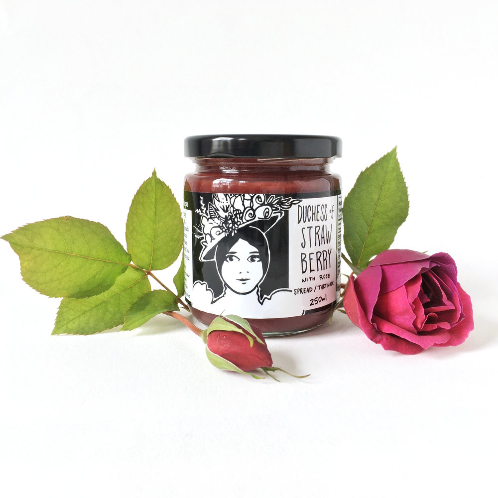 Duchess of Strawberry Jam - East Van Jam.jpeg