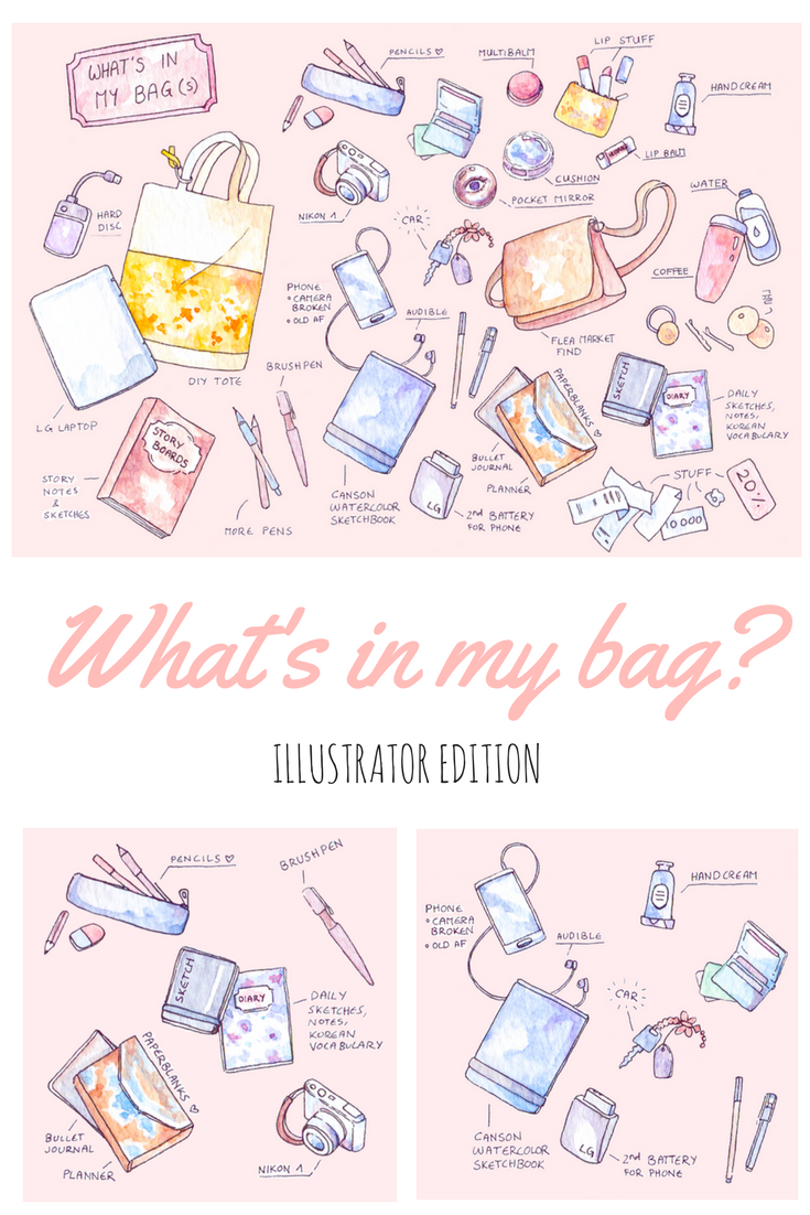 whatsinmybag-wimb-illustrator-creativelife