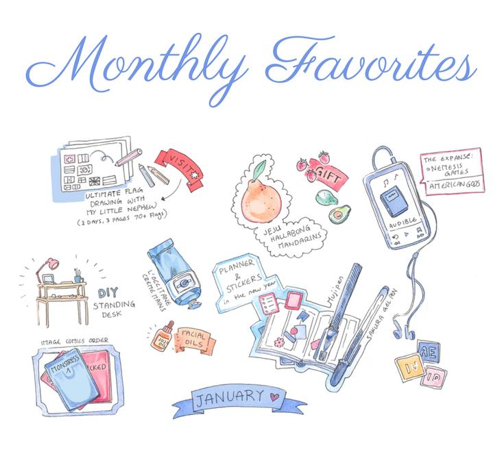 monthly-sketchbook-favorites-audible-planner.PNG