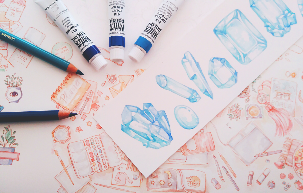 making-of-drawing-watercolor-illustration-crystal.PNG
