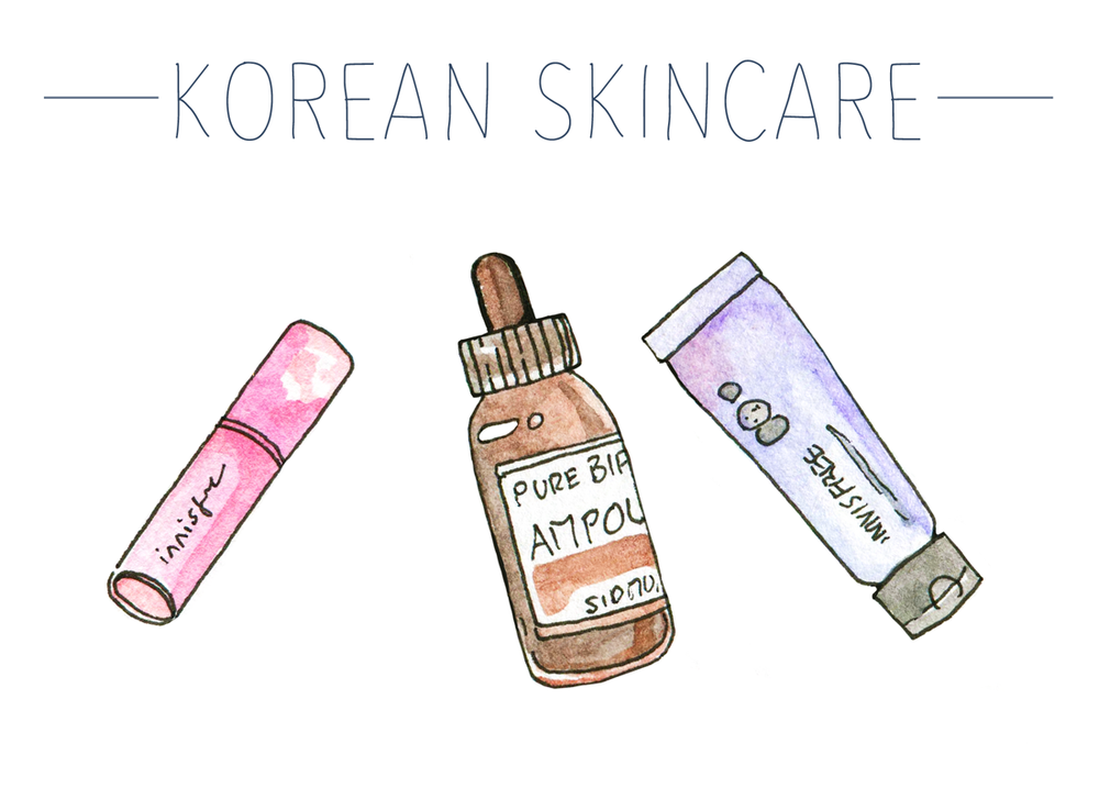 As the seasons change, here come new Korean skincare and makeup favorites. My monthly round-up is up on the blog - hop over there to find my recommendations for natural, effective and gentle Korean beauty products perfect for summer!