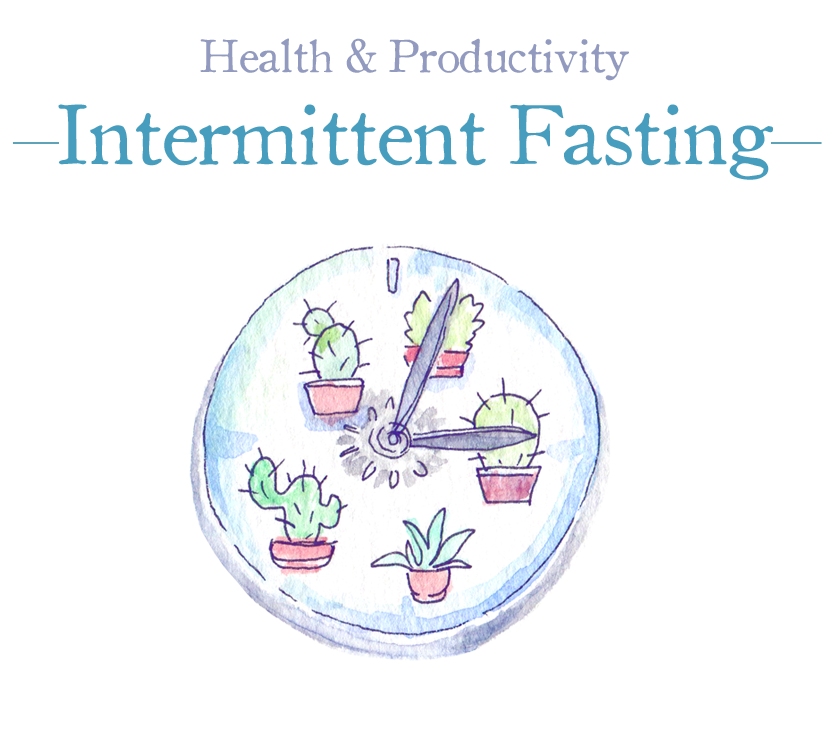 Working from home and intermittent fasting are such a great combination. I've upped my productivity, free time and health ever since I started dabbling in IF and love how it makes me feel especially on hot summer days, when cooking is the last thing I want to do...
