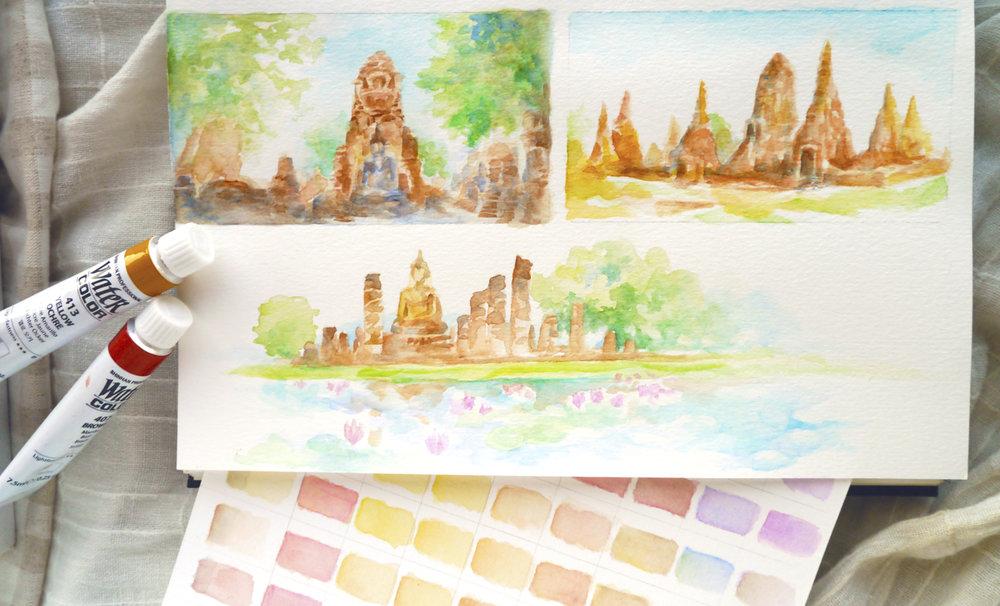 ayutthaya-temples-thailand-creative-sketchbook-ideas.JPG
