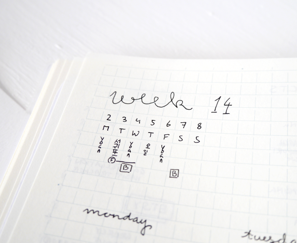"Bullet journals are different for everyone. That flexibility is the key to why they're so popular!   My own preference:  Functional, simple daily and weekly layouts  combined with  elaborate monthly collections . That way, I save time on my daily planning but can still have fun.  With that in mind, I change up those monthly collection pages to fit with a  ""theme""  or  ""aesthetic""  - mostly inspired by the seasons or any of my current obsessions.   April here in Korea means cherry blossom season! For a couple of weeks, there are cherry trees in full bloom and events everywhere.   Of course, I couldn't NOT center my  April bullet journal spreads  around cherry blossoms.  Here's the result: A cute but simple collection of pages and ideas.   I hope you enjoy the printables I made to go along with my own BuJo month. Read on to grab the free coloring page, too~"