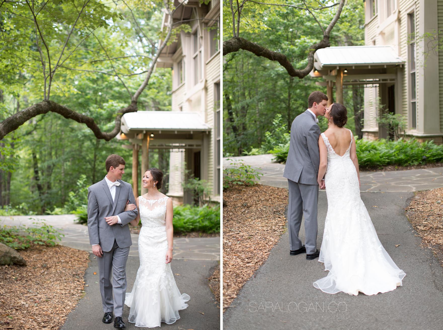 state botanical gardens wedding photos