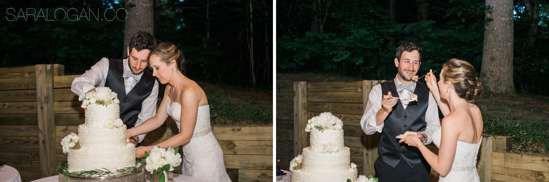 brasstown bald wedding photos