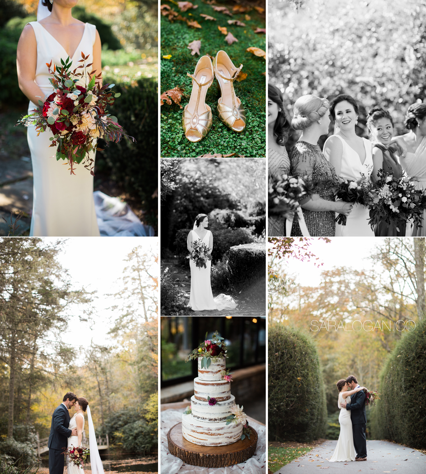 old edwards inn wedding photos