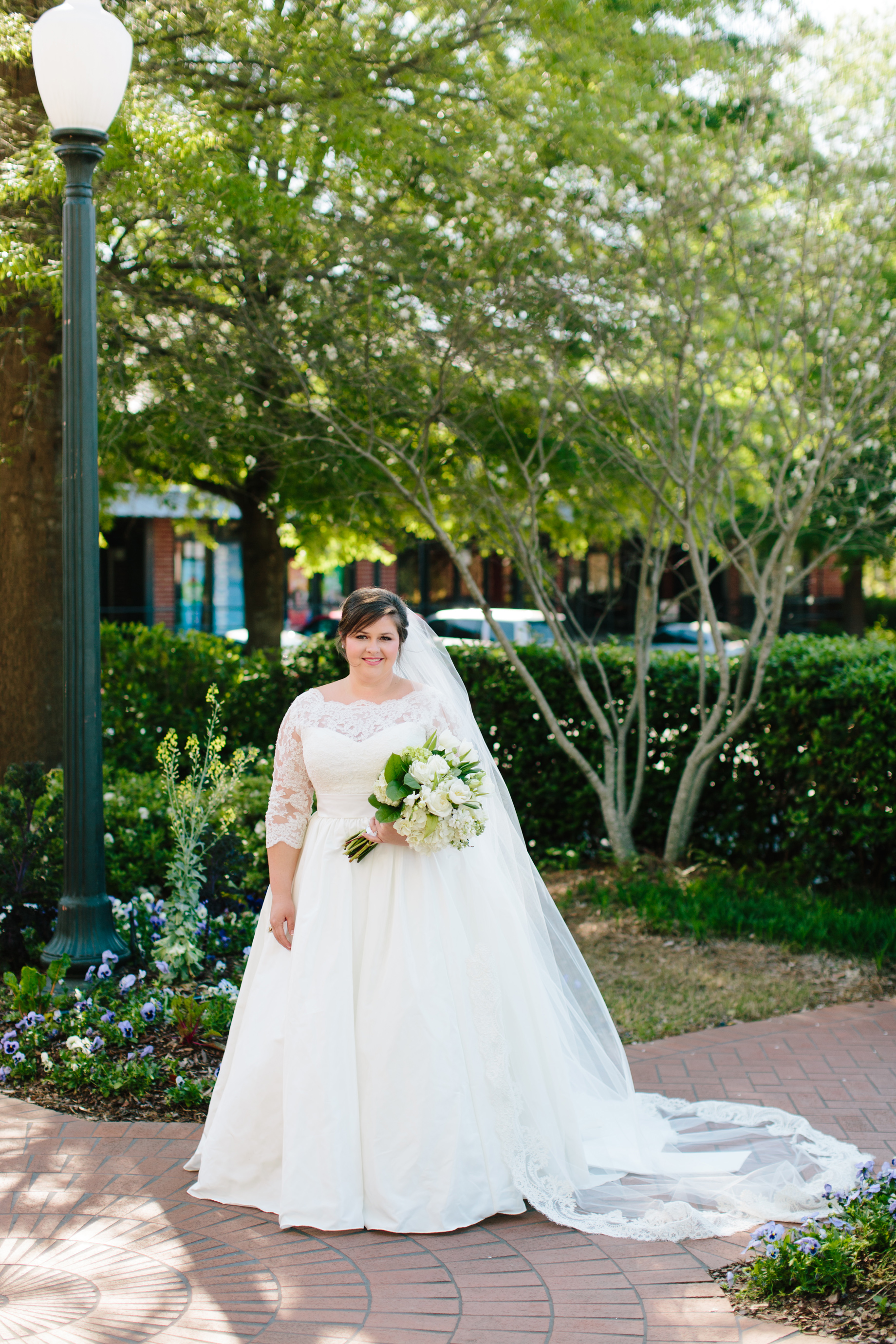 madison ga bridal photos