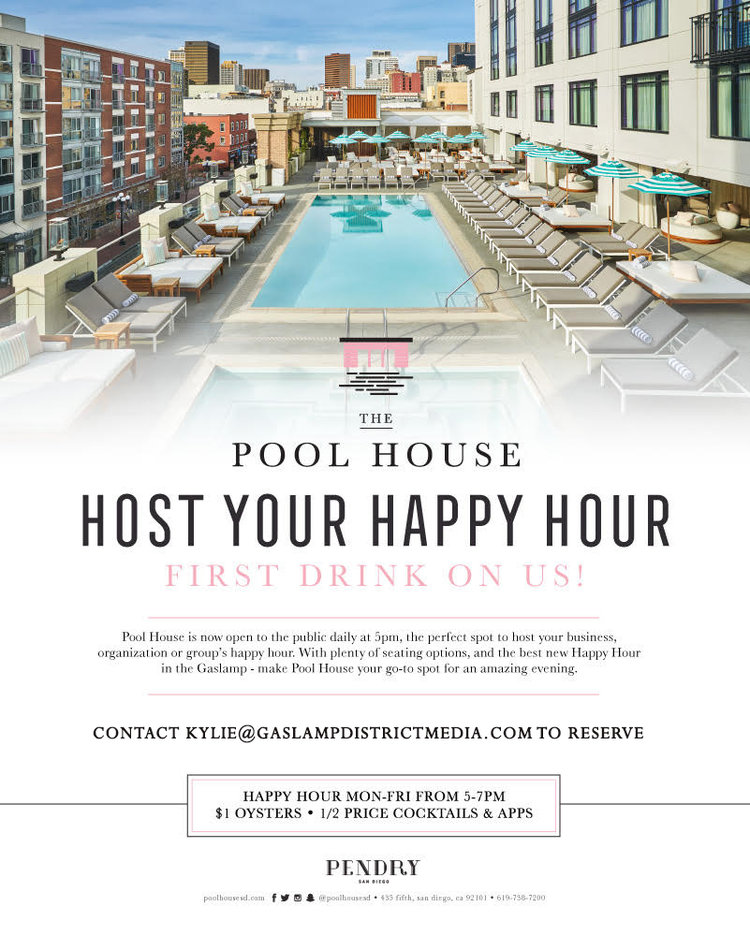 Host Your Happy Hour
