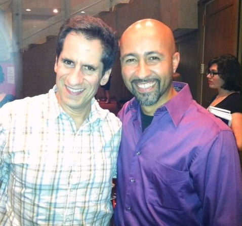 2 words: Seth Rudetsky! Ok, one more word: OBSESSED!!