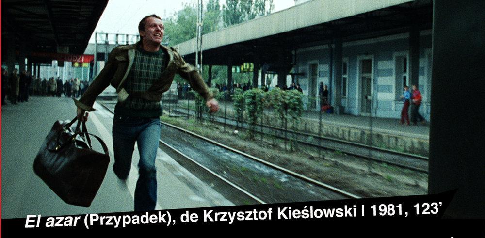 """Producción: Zespół Filmowy """"Tor"""", Polonia. Jefe de producción: Jacek Szeligowski. Guión: Krzysztof Kieślowski. Fotografía: Krzysztof Pakulski. Montaje: Elżbieta Kurkowska. Dirección artística: Rafal Waltenberger. Sonido: Michał Żarnecki. Música: Wojciech Kilar. Intérpretes: Bogusław Linda (Witek), Tadeusz Łomnicki (Werner), Bogusława Pawelec (Czuszka), Zbigniew Zapasiewicz (Adam), Jacek Borkowski (Marek), Adam Ferency (padre Stefan), Jacek Sas-Uchrynowski (Daniel), Marzena Trybała (Werka), Irena Byrska (tía), Monika Goździk (Olga), Borys Marynowski (Jacek), Krzysztof Kalczyński (marido de Werka), Zygmunt Hubner, Stefania Iwińska. Estreno: 10 de enero de 1987. Premios: 1987 Festival de Cine Polaco – León de Plata, Premio al Mejor Actor (Bogusław Linda)."""