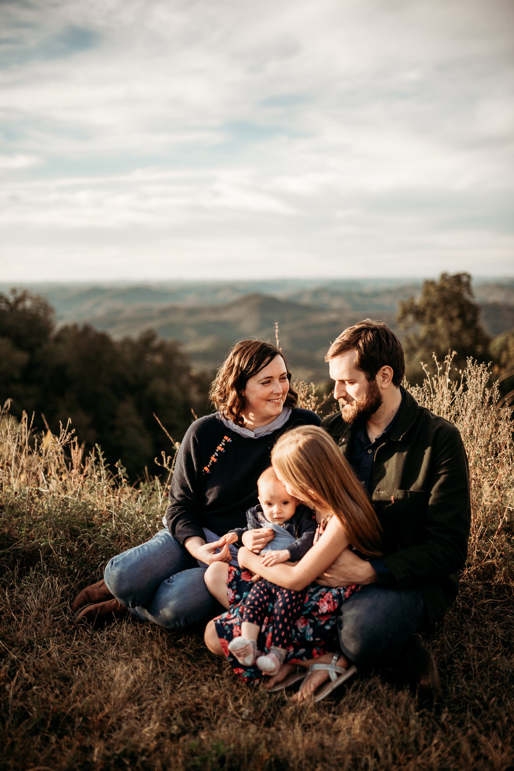 Eastern Kentucky Family Photographer