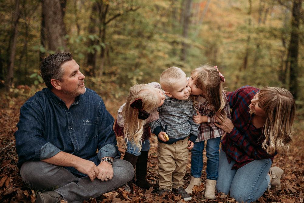 Unique Family Photographer Kentucky