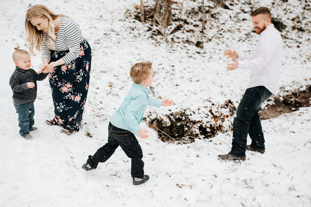 Unique Kentucky Family Photographer