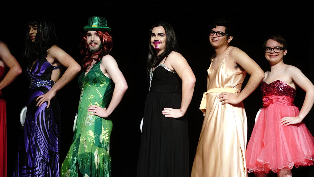 Beauty IS the Beast - Womanless Beauty Pageant 2017