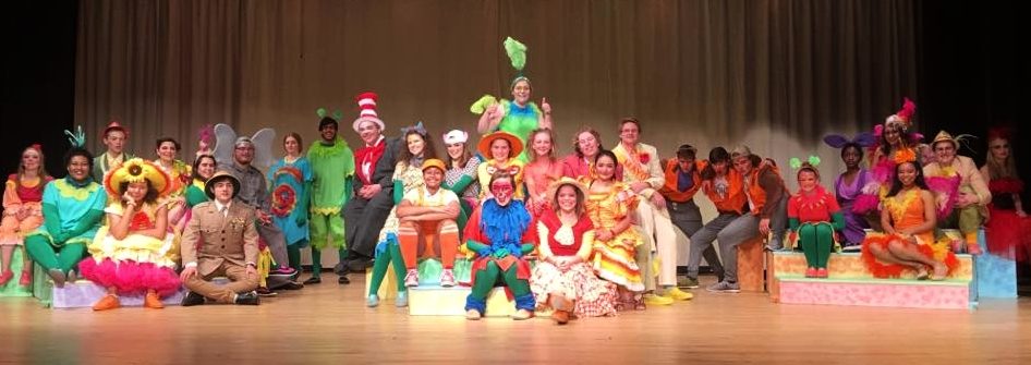 """Seussical: The Musical"" Spring Musical 2017"