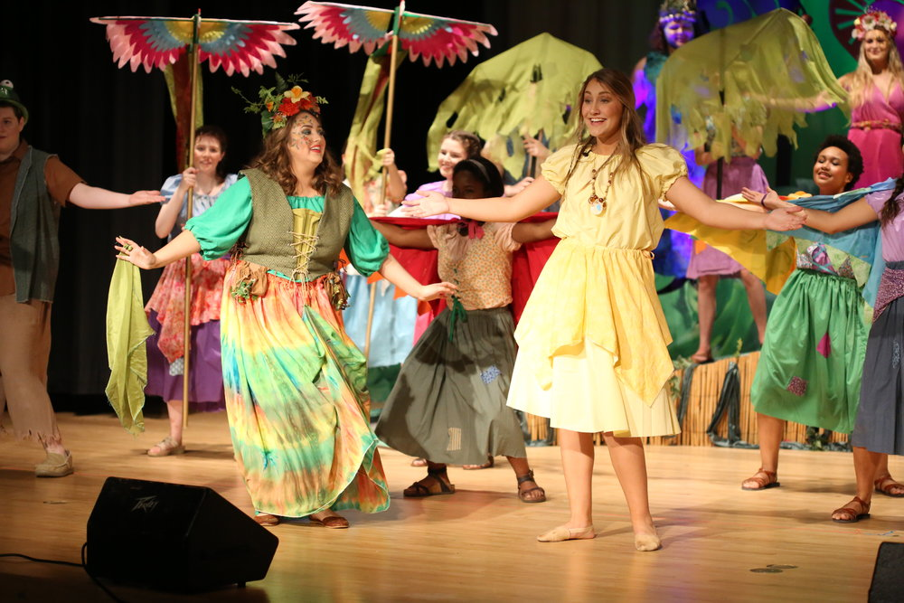 """Once on this Island"" Spring Musical 2018"