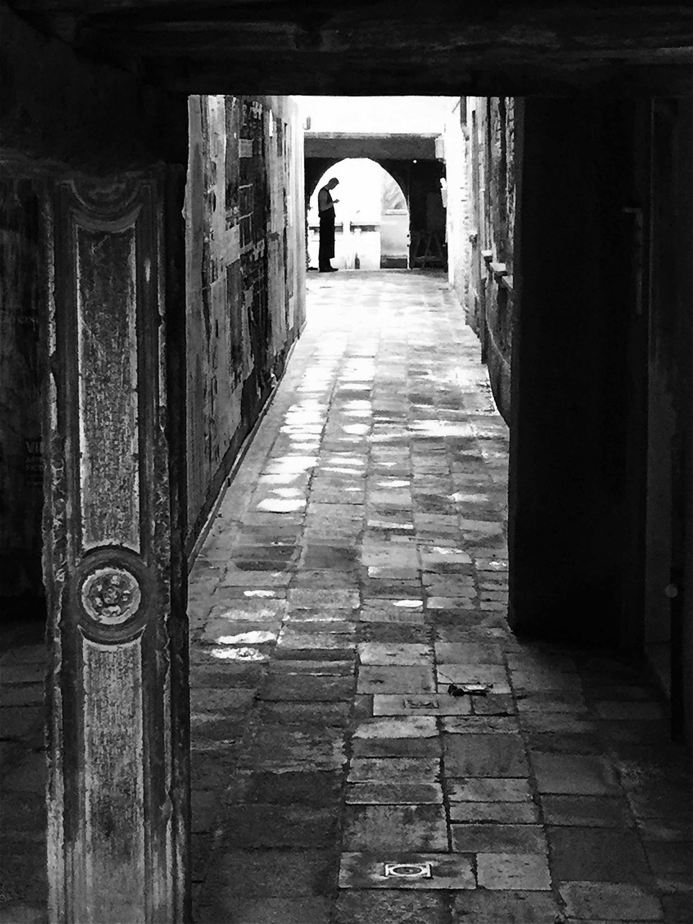 Watching Venice