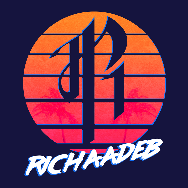Designed graphic for t-shirt. Sold at: http://www.richaadeb.com/merch