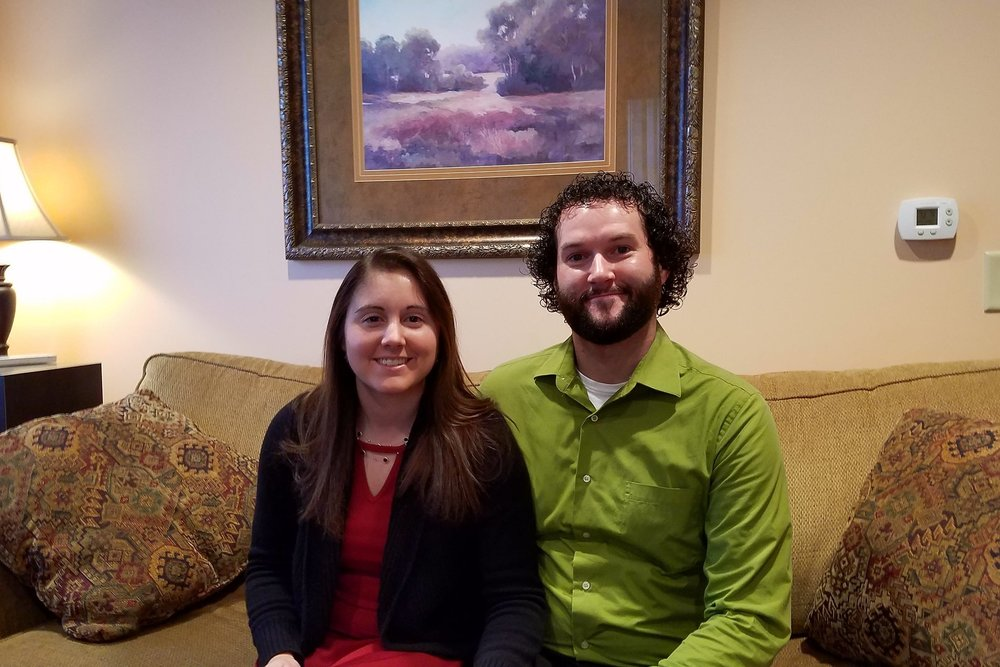 Morgan and Doug Richard, our trained, qualified, skilled, and empathic Marriage and Family Therapists